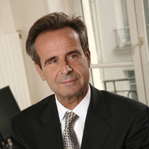 Dr Patrick Légeron