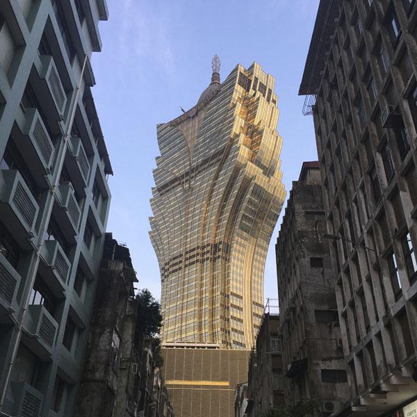 Le Venise et le Paris à Macau