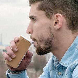La cigarette électronique intelligente qui lutte contre le tabagisme