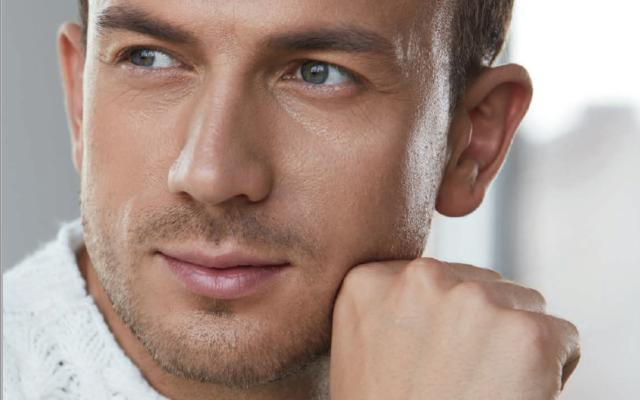 L'esthétique du visage pour nous les hommes